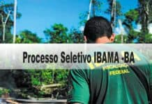 Processo Seletivo IBAMA (BA)