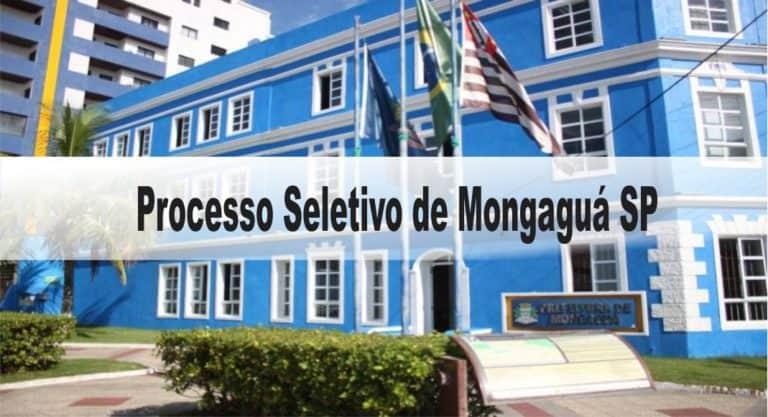 Processo Seletivo Prefeitura de Mongaguá SP: Inscrições encerradas. Prova prevista para o dia 06 de Dezembro