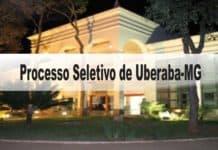 Processo Seletivo Prefeitura de Uberaba-MG