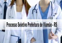 Processo Seletivo Prefeitura de Viamão - RS