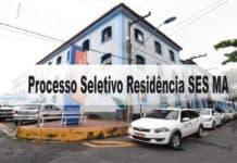 Processo Seletivo Residência SES MA
