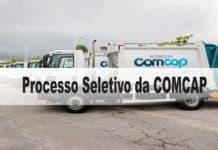 Processo Seletivo Simplificado da COMCAP