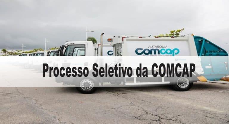 Processo Seletivo Simplificado da COMCAP: Inscrições encerradas