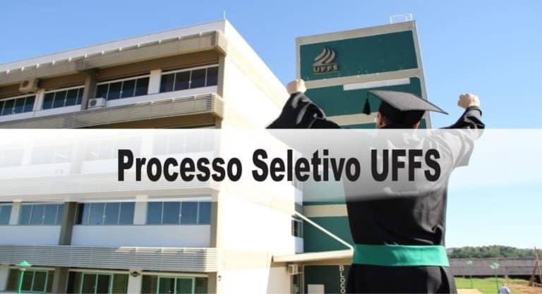 Processo Seletivo UFFS: Inscrições encerradas