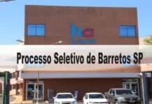 Processo Seletivo de Barretos SP