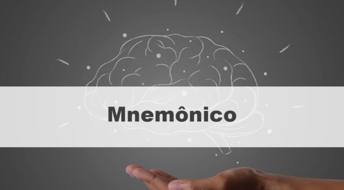 Mnemônico: o que é e como funciona no estudo para concursos