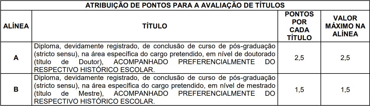 prova de titulos 1 40 - Concurso AMT de Ji-Paraná-RO 2020