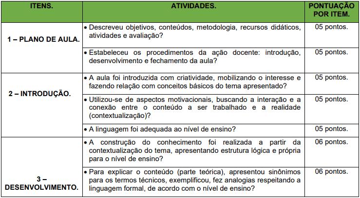 prova pratica 1 12 - Concurso Prefeitura de Corumbiara RO