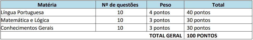 provas objetivas 1 69 - Concurso de Jaciara MT: Inscrições abertas para 74 vagas