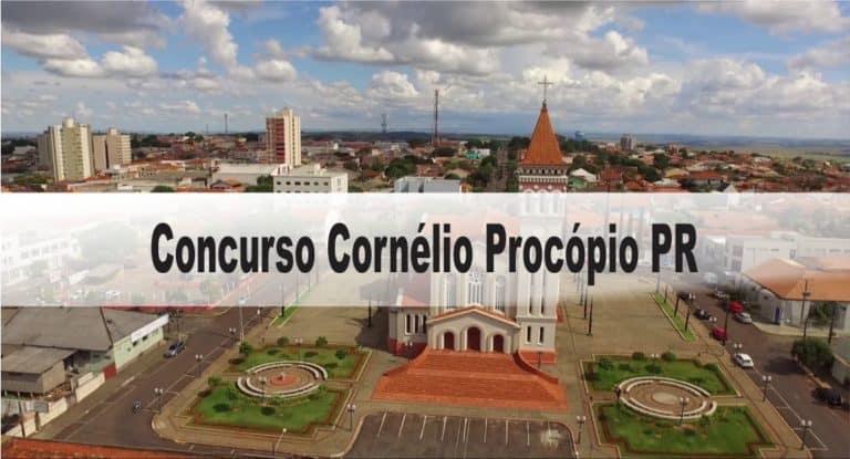 Concurso Cornélio Procópio PR: Suspenso temporariamente