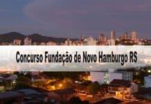 Concurso Fundação de Novo Hamburgo RS