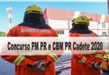 Concurso PM PR e CBM PR Cadete 2020