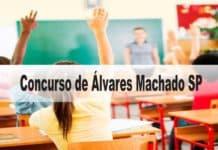 Concurso Prefeitura de Álvares Machado SP