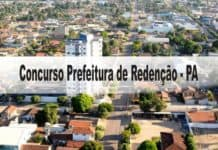 Concurso Prefeitura de Redenção-PA