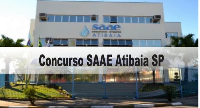 Concurso SAAE Atibaia SP: Provas dia 06/12