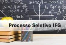 Processo Seletivo IFG