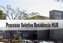 Processo Seletivo Residência HUB Multiprofissiona