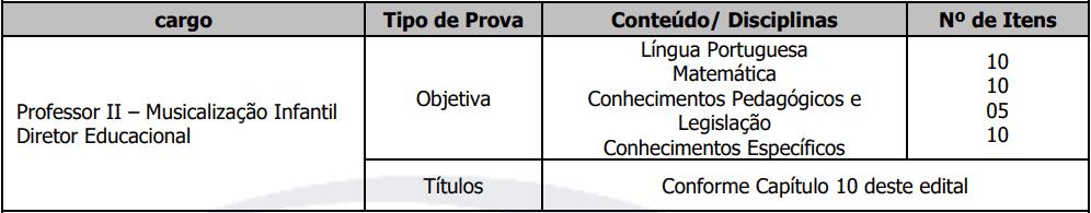 provas objetivas 1 19 - Concurso Prefeitura de Apiaí SP: Provas previstas para o dia 06/12