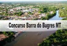 Concurso Barra do Bugres MT