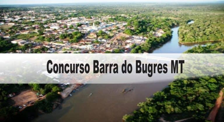 Concurso Barra do Bugres MT: Inscrições abertas com 173 vagas