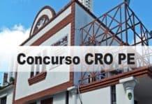 Concurso CRO PE