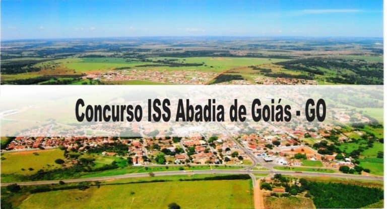 Concurso ISS Abadia de Goiás GO: Provas previstas para os dias 08 e 09 de maio de 2021