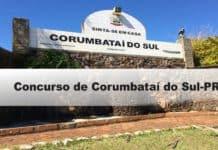Concurso Prefeitura de Corumbataí do Sul - PR
