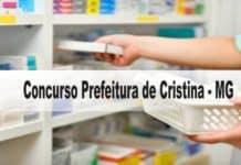 Concurso Prefeitura de Cristina MG