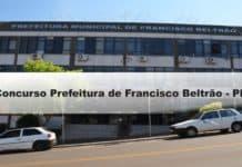 Concurso Prefeitura de Francisco Beltrão-PR