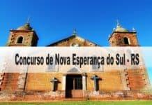 Concurso Prefeitura de Nova Esperança do Sul RS