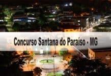 Concurso Santana do Paraíso MG