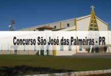Concurso São José das Palmeiras PR