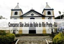 Concurso São José do Vale do Rio Preto RJ