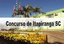 Concurso de Itapiranga SC