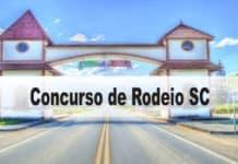 Concurso de Rodeio SC
