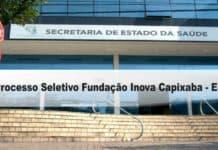 Processo Seletivo Fundação Inova Capixaba - ES