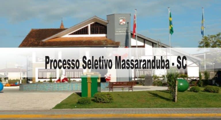 Processo Seletivo Massaranduba SC