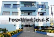 Processo Seletivo Município de Capinzal SC