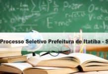 Processo Seletivo Prefeitura de Itatiba - SP