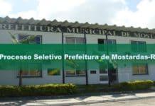 Processo Seletivo Prefeitura de Mostardas-RS
