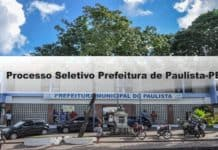 Processo Seletivo Prefeitura de Paulista-PE