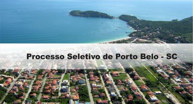 Processo Seletivo Prefeitura de Porto Belo (SC)