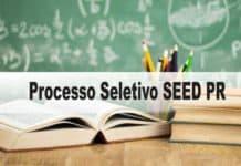Processo Seletivo SEED PR