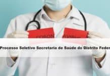 Processo Seletivo Secretaria de Saúde do Distrito Federal