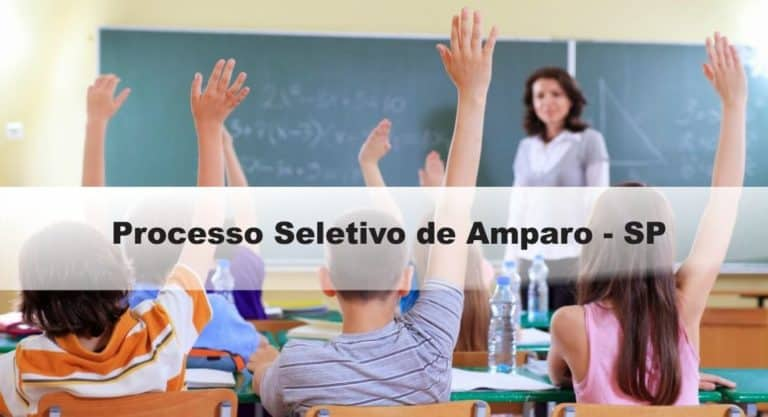 Processo Seletivo Prefeitura de Amparo (SP)