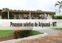 Processo seletivo de Aripuanã - MT