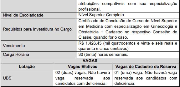 cargos 1 55 - Concurso Ananindeua PA: Provas remarcadas