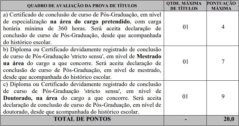 prova de titulos 5 - Concurso ISS Abadia de Goiás GO: Provas previstas para os dias 08 e 09 de maio de 2021