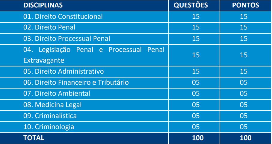 provas objetivas 1 114 - Concurso Policia Civil RN com 301 vagas: Provas previstas para dia 07/03/21