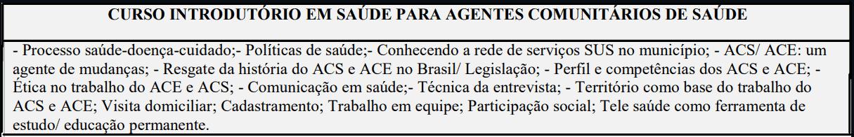CURSO  - Processo Seletivo Prefeitura de Lucas do Rio Verde - MT: Provas previstas para dia 24/01/21
